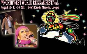 NORTHWEST WORLD REGGAE FESTIVAL 2011