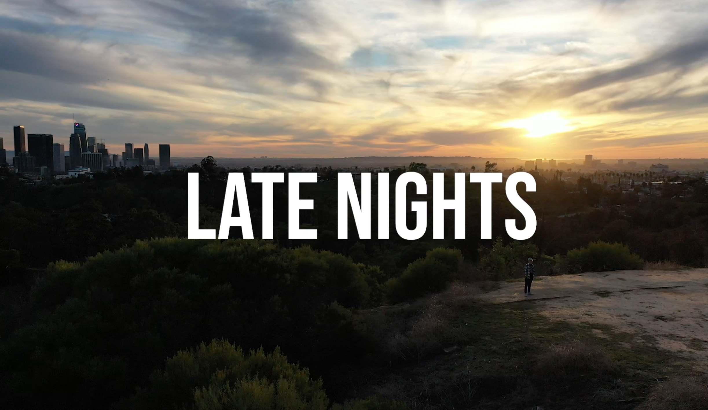 "Bobby Hustle, Yungg Trip (ft. Andy Frenx) – ""Late Nights"" (Official Video)"